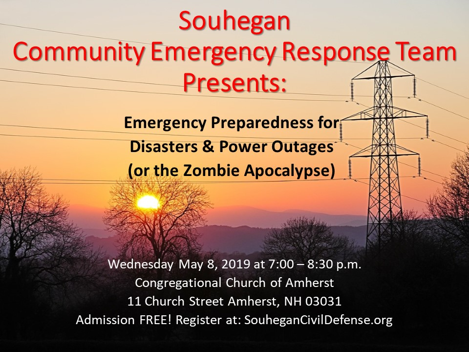 Power Outage Archives - Souhegan Community Emergency
