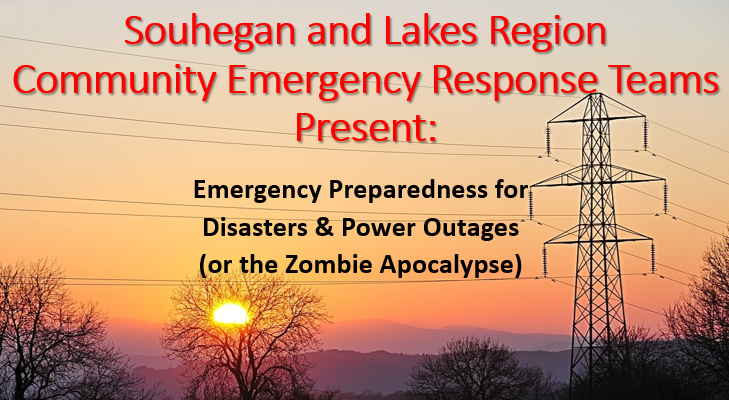 Souhegan & Lakes Region Presentation Flyer