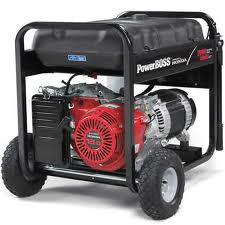 Running a house from a generator